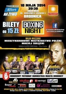 PSP Boxer in Polen